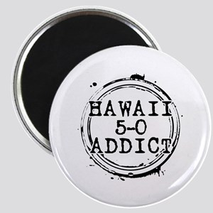 Hawaii 5-0 Addict Stamp Magnet