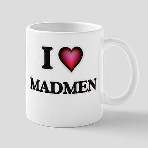 I Love Madmen Mugs