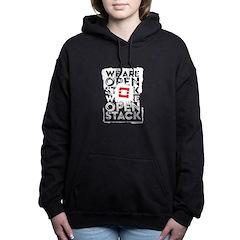 We Are Openstack Women's Hooded Sweatshirt