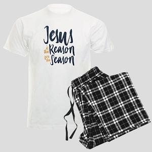 Jesus is the Reason Men's Light Pajamas