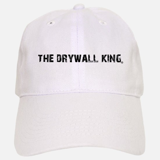 The Drywall King Baseball Baseball Cap