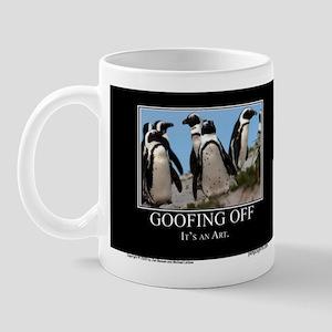 Goofing Off Mug