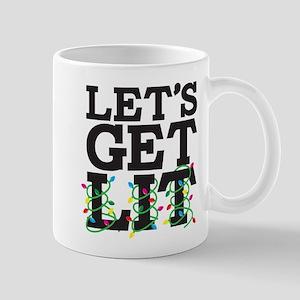 Lets Get Lit Mug