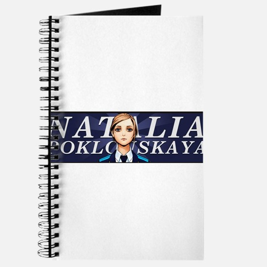 Natalia Poklonskaya - Prosecutor of Crime Journal
