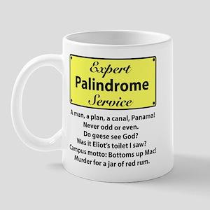 Palindromes Mug