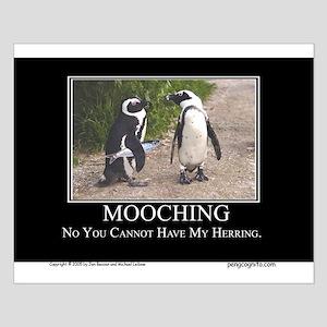 Mooching Small Poster