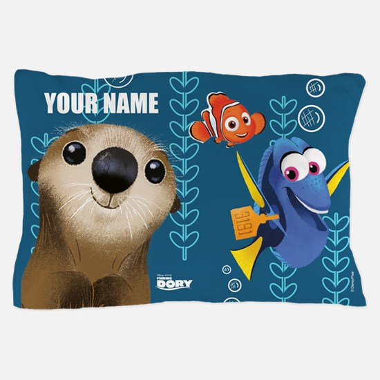 Finding Dory Otter Personalizable Pillow Case