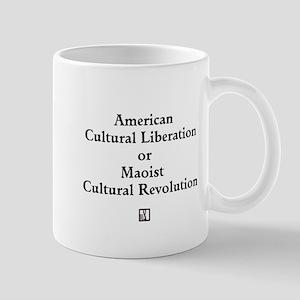 am cult lib Mugs