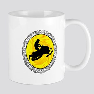 SNOWMOBILE Mugs