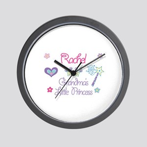 Rachel - Grandma's Little Pri Wall Clock