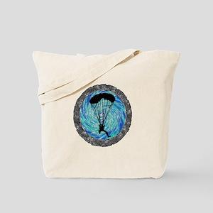 SKYDIVER Tote Bag