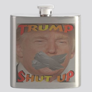 Trump Shut Up Flask