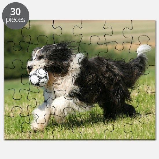 Bearded Collie Puzzle