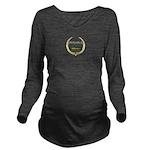 IAAN Member Long Sleeve Maternity T-Shirt