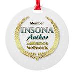 IAAN Member Round Ornament