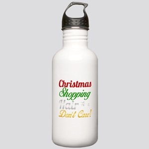 Christmas Shopping Hai Stainless Water Bottle 1.0L
