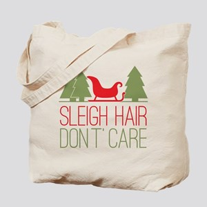 Sleigh Hair, Don't Care Tote Bag