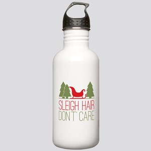 Sleigh Hair, Don't Car Stainless Water Bottle 1.0L