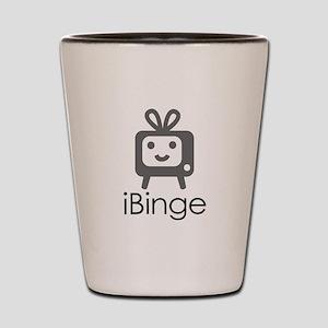 iBinge Shot Glass