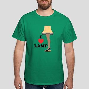 A Christmas Story Leg Lamp T-Shirt