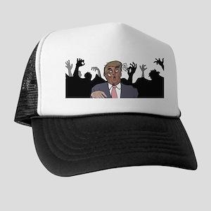 ZombieTrump Trucker Hat