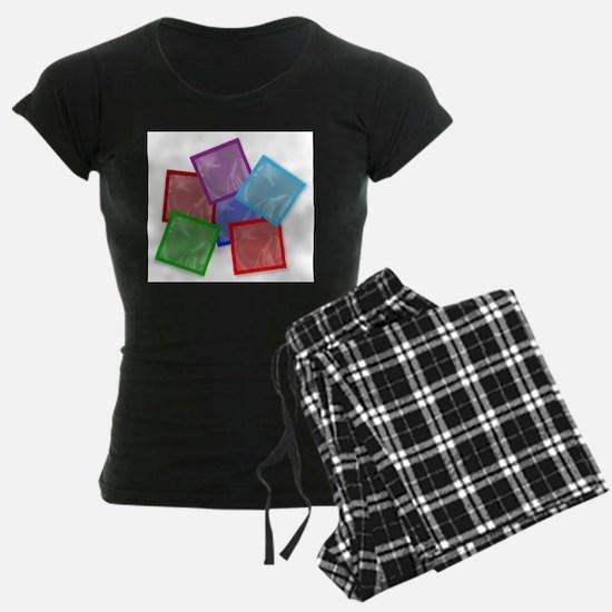 Condom Colour Collection Pajamas