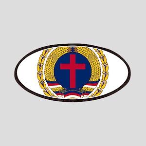 Emblem of Christian Socialism Patch