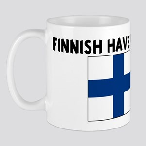 FINNISH HAVE MORE FUN Mug