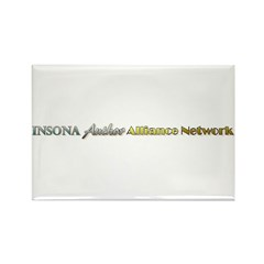 IAAN Linear Rectangle Magnet (10 pack)