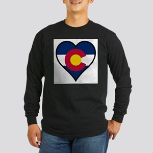 Love Colorado Long Sleeve T-Shirt