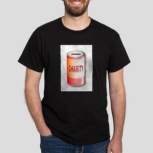 Round Charity Tin T-Shirt