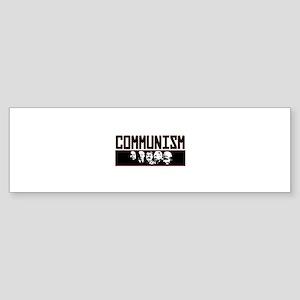 Communism: Marx, Castro, Stalin, Le Bumper Sticker