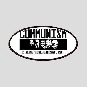 Communism: Marx, Castro, Stalin, Lenin, Mao Patch