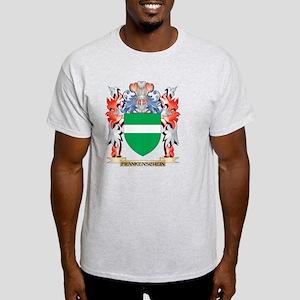 Frankenschein Coat of Arms - Family Crest T-Shirt
