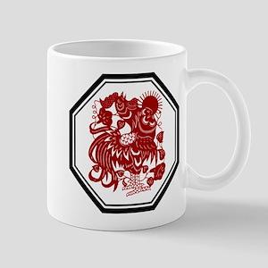 Chinese Zodiac Rooster Mug