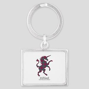 Unicorn-Gilliland.MacLeanDuart Landscape Keychain