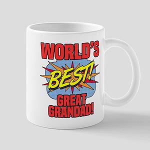 World's Best Great Grandad Mugs