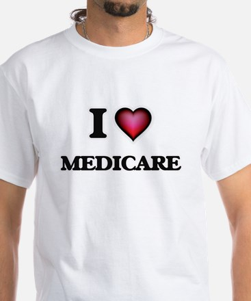 I Love Medicare T-Shirt