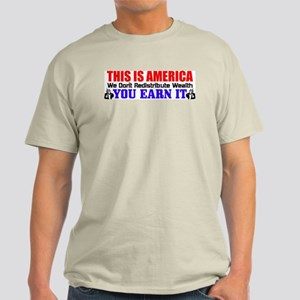 """""""This Is America!"""" Color T-Shirt"""
