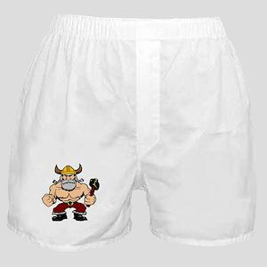 Mad Viking Berserker Boxer Shorts