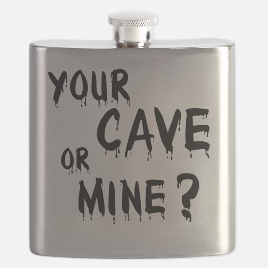 Your Cave Or Mine? Flask