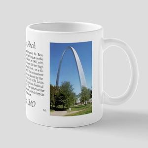 Gateway Arch Mugs