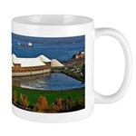 Cloverland Electric Coop Power Plant Mugs
