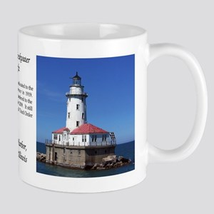 Chicago Breakwater Light Mugs