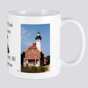 Au Sable Point Lighthouse Mugs