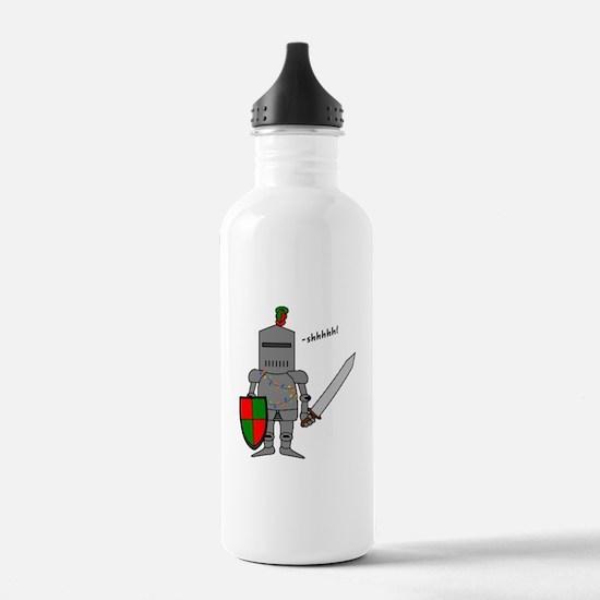 Unique Knights girls Water Bottle