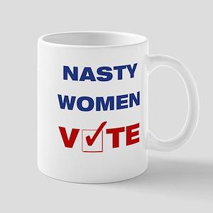 Nasty Women Vote Mugs
