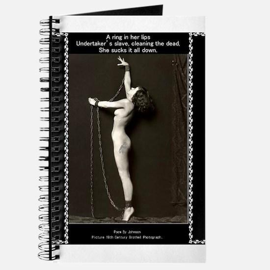 Undertaker's Slave Erotic Poetry Journal