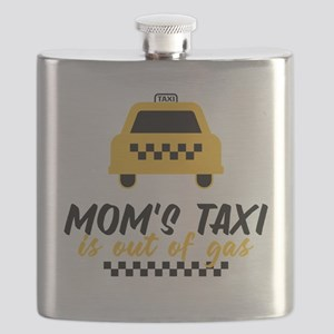 Mom's Taxi Flask