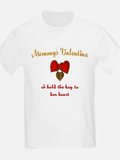 Mommy's Valentine T-Shirt
